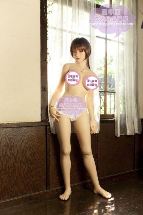Китайские секс-куклы из силикона (13 фото)
