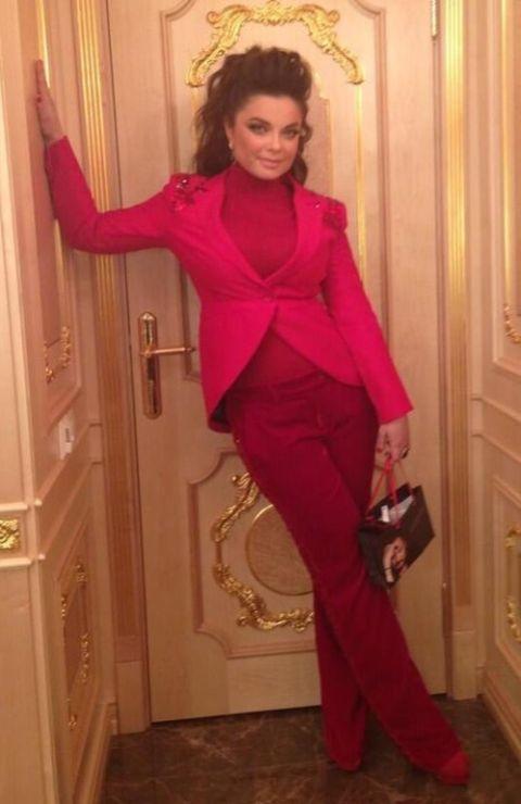 Наташа Королева побрилась налысо (4 фото)