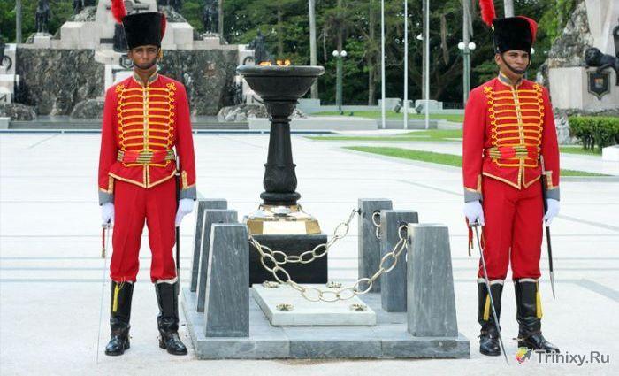 Памятники неизвестному солдату в разных странах мира (37 фото)
