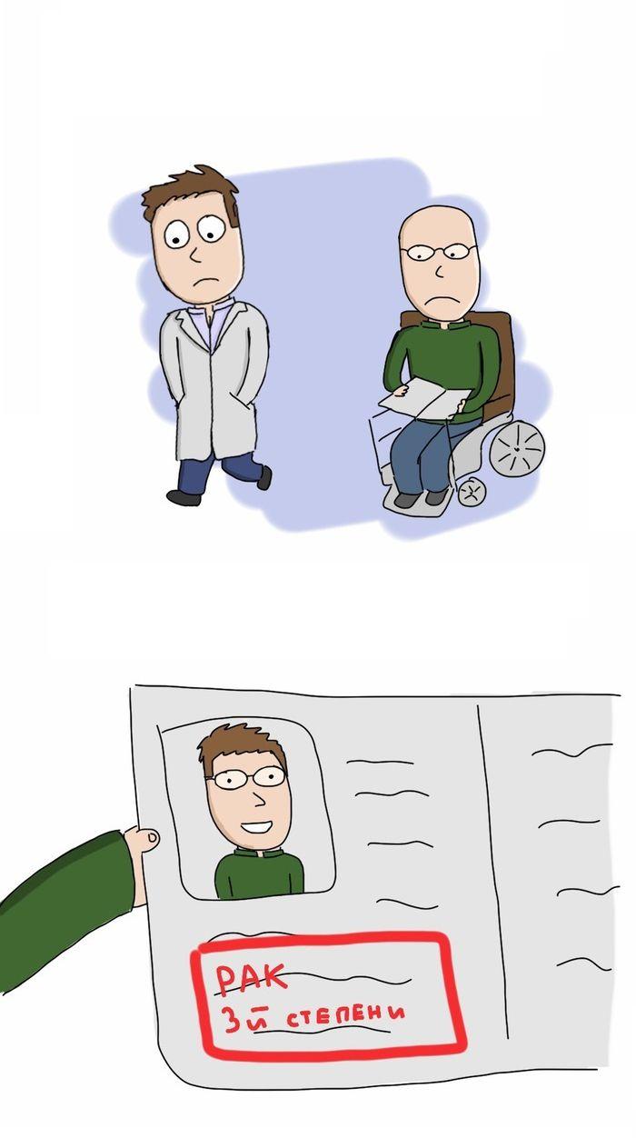 История жизни одной клетки (18 картинок)