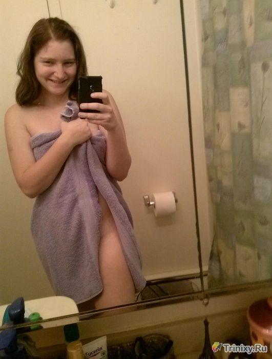 Девушки в полотенцах. Часть 3 (26 фото)