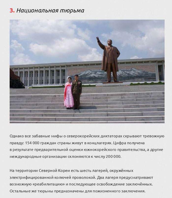 5 фактов о жизни в Северной Корее (10 фото)