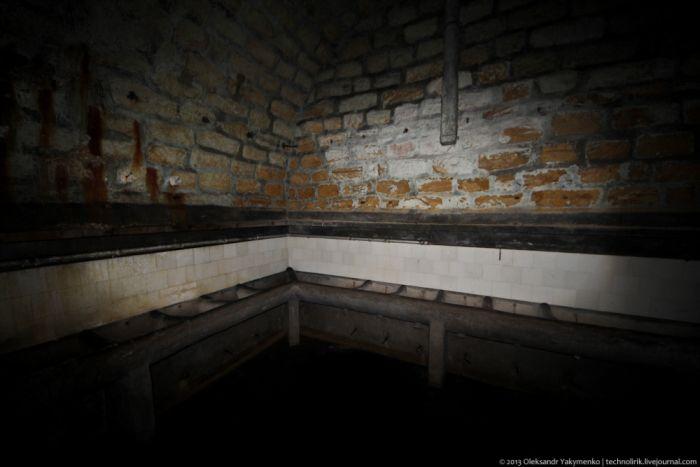 Линия Мажино: укрепленный бункер в лесах Лотарингии (39 фото)