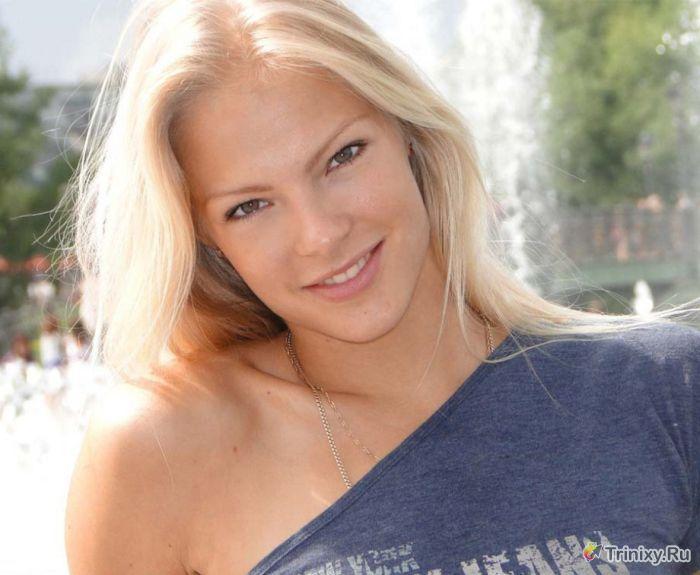 Дарья Клишина - гордость России (46 фото)