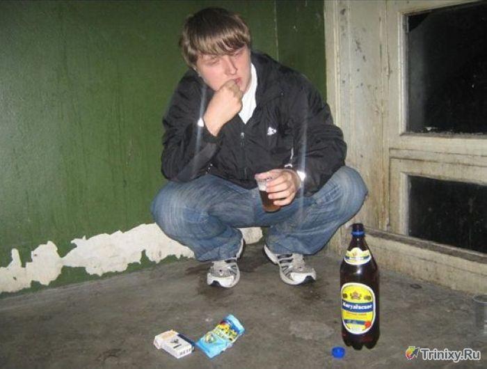 Жизнь на корточках (20 фото)