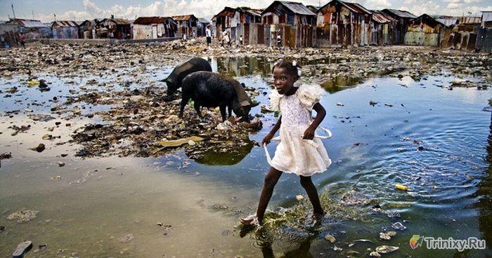 ТОП-10 мест в мире, в которых вы бы не захотели жить (10 фото)