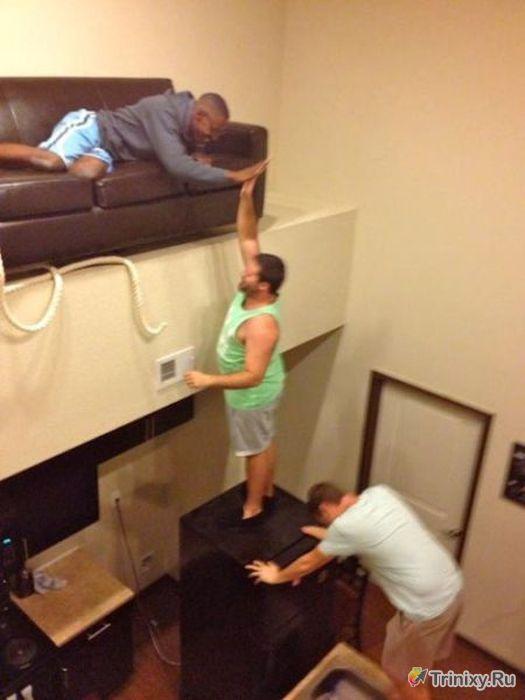 Как отдыхают зарубежные студенты. Часть 9 (37 фото)