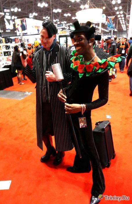 Крутые косплей костюмы (85 фото)