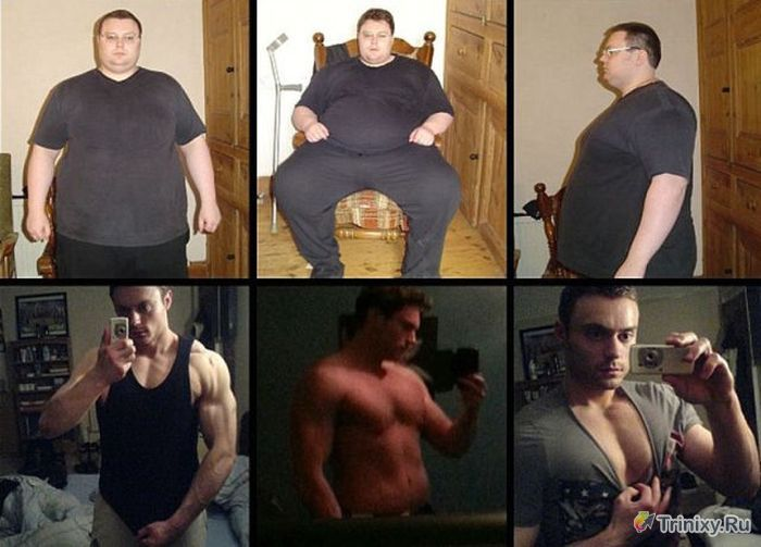 Как сбросить вес парню 18 лет