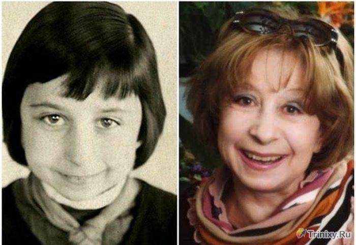 актеры советские в молодости и сейчас фото росписи сначала