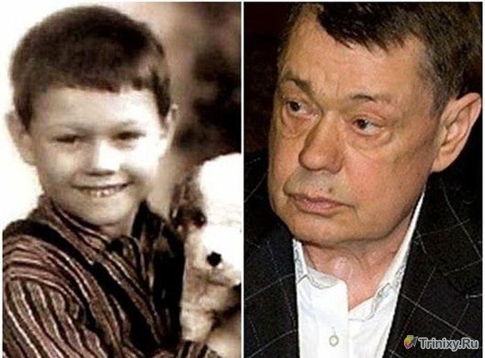которые сейчас фотографии советских и российских актеров с детьми том
