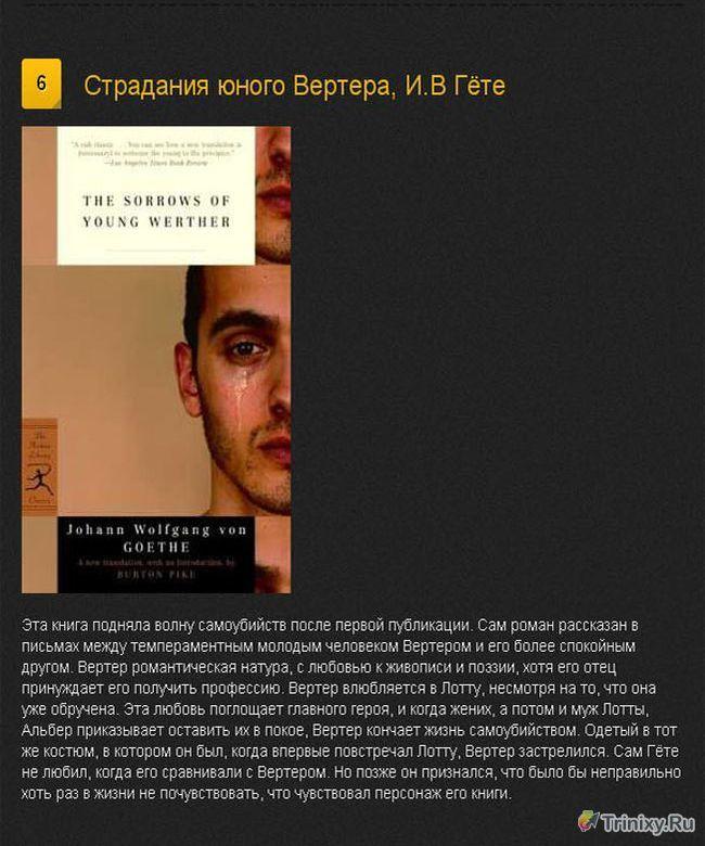 Интересные книги, которые можно прочитать за один присест (10 фото)
