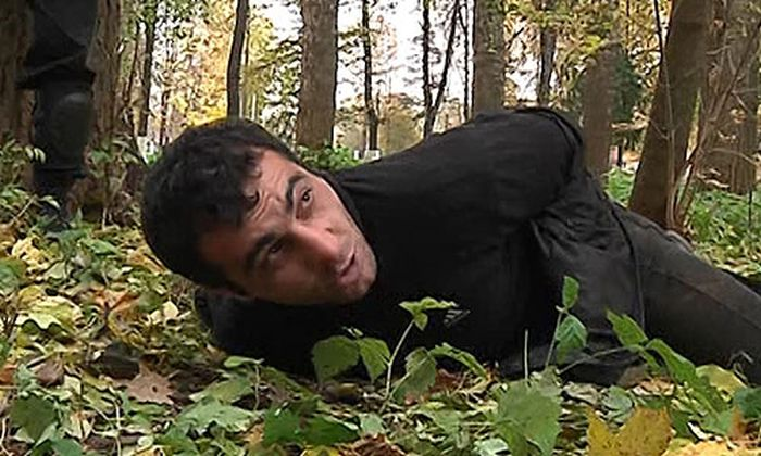 Задержан подозреваемый в убийстве Егора Щербакова - Орхан Зейналов (13 фото)