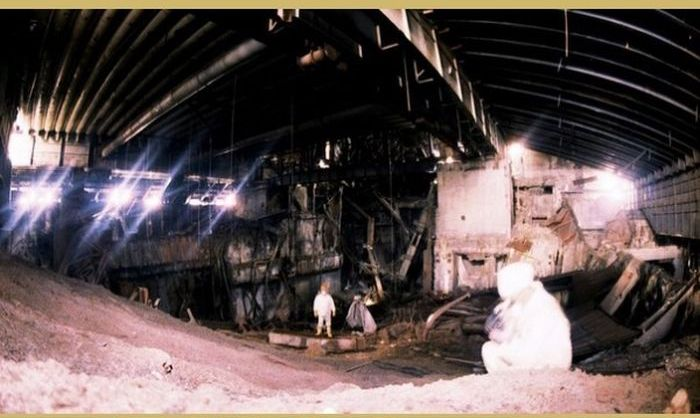 Чернобыльская АЭС в наши дни (24 фото)