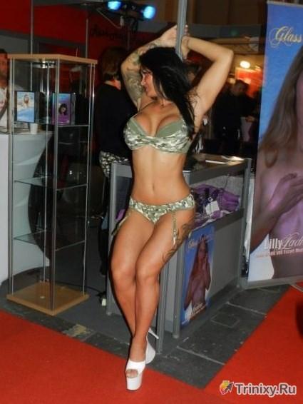 Фото с эротического фестиваля Venus 2013 в Берлине