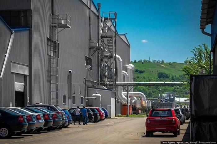 "Как в Черкесске собирают автомобили ""Lifan"" (44 фото)"