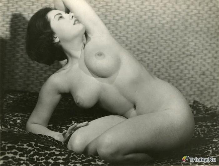 Секс-символы 50х годов прошлого века, НЮ (50 фото)