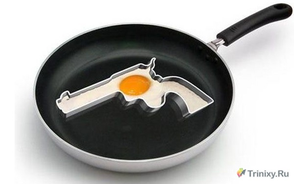 Практичные и креативные гаджеты для кухни (21 фото)