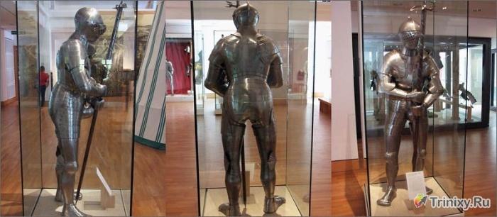 Средневековые доспехи: какими они были на самом деле (8 фото)