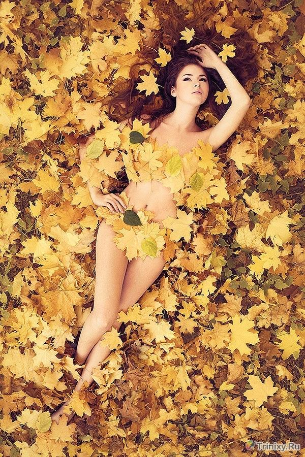 Фото осень эротические фото 672-437