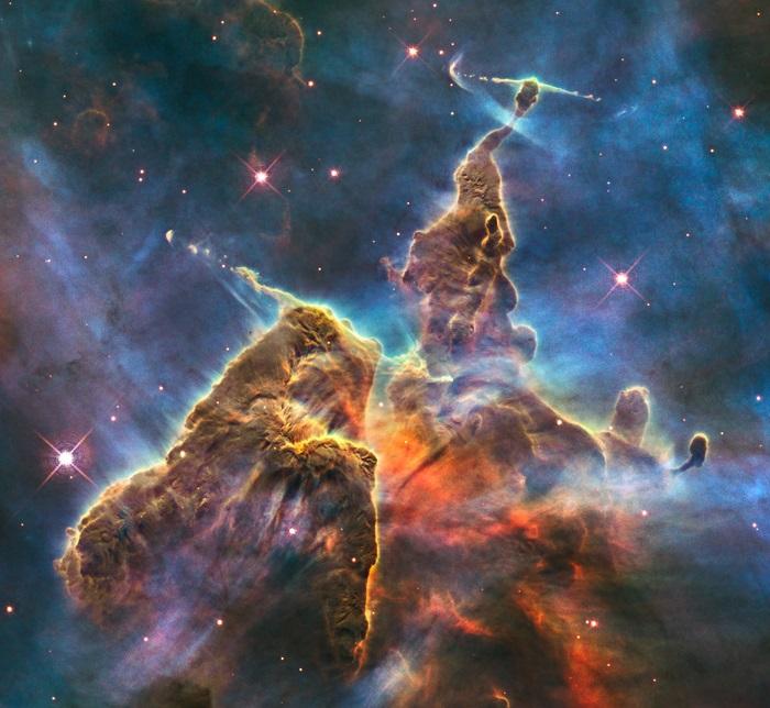 На просторах вселенной (21 фото + бонус)