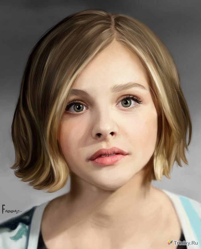 Крутой арт и рисунки (42 фото)