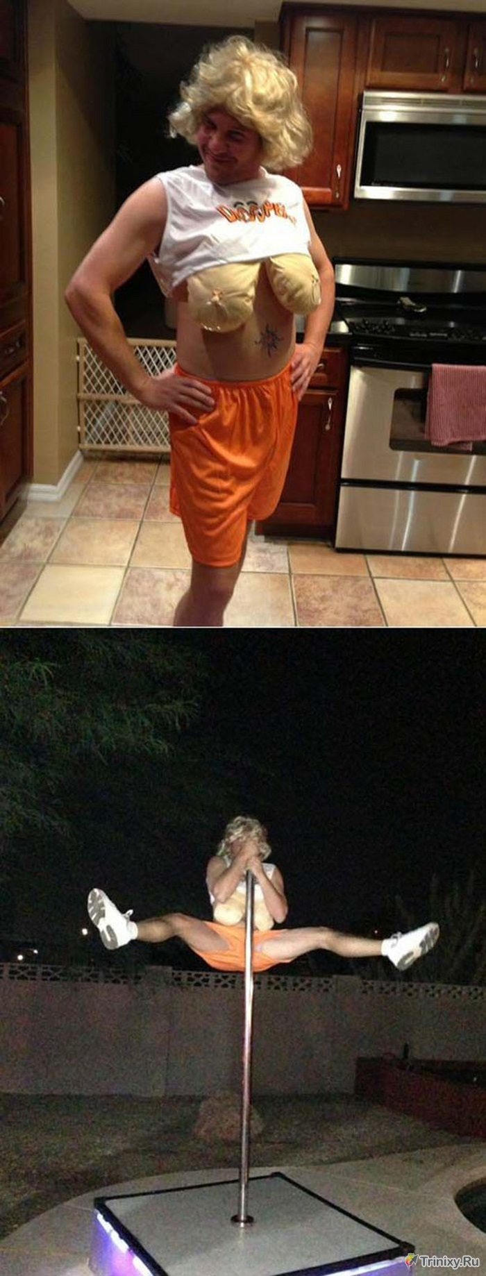 Откровенные костюмы для Хеллоуина (45 фото)