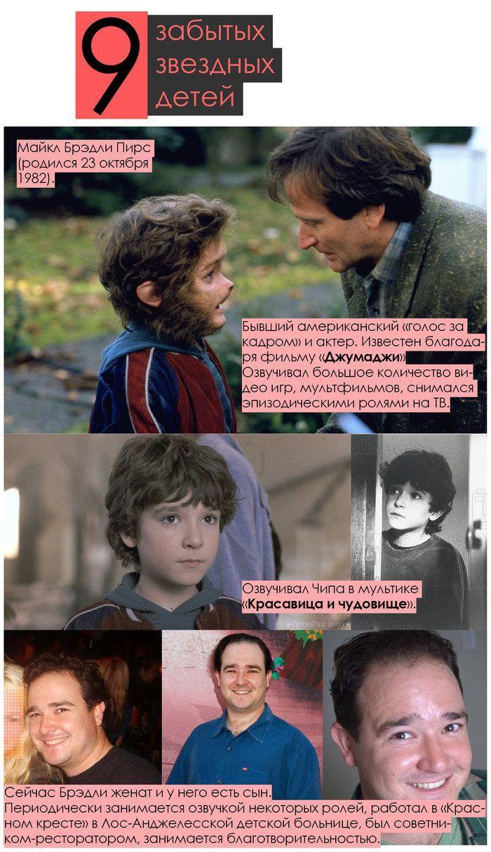 Забытые дети-актеры из нашего детства (8 фото)