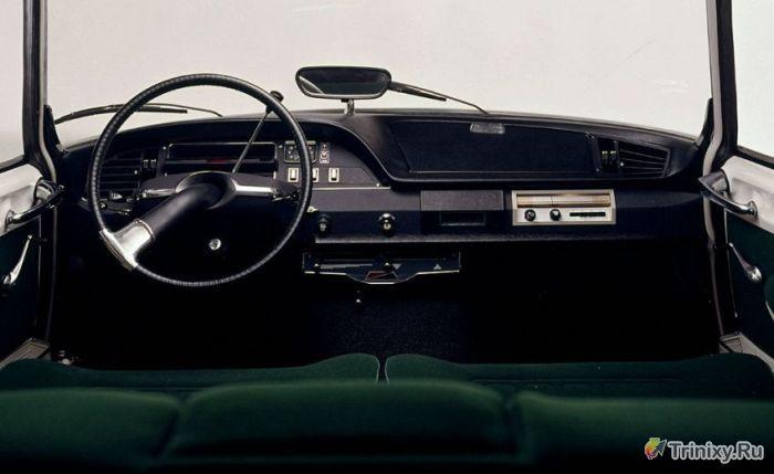 En Lüks 50 Otomobil'in İçleri (50 Fotograf)