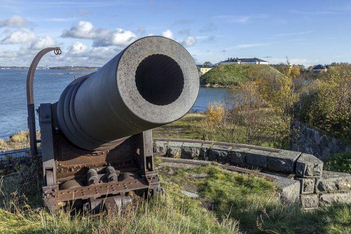 Уникальная фотопрогулка по крепости Суоменлинна (37 фото)