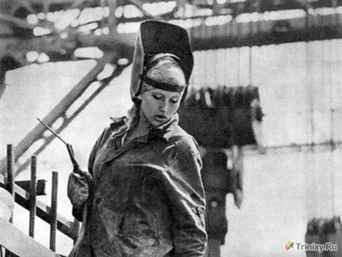 Девушки Советского союза (46 фото)