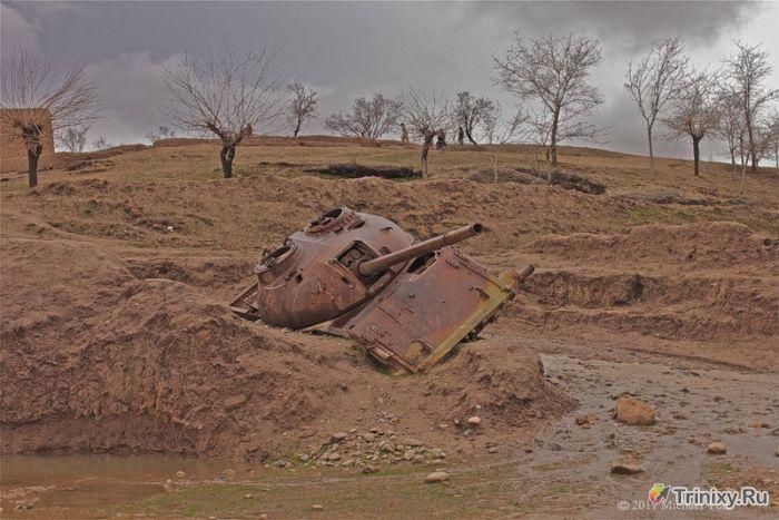 Жуткие фотографии войны (65 фото)