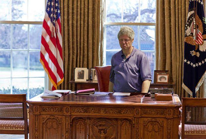 Фотожабы на Билла Клинтона (31 фото)