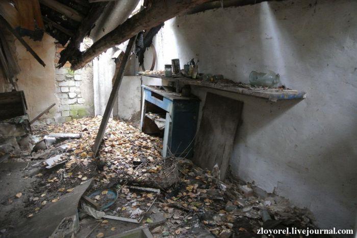 Фотопрогулка по чернобыльской зоне отчуждения (86 фото)