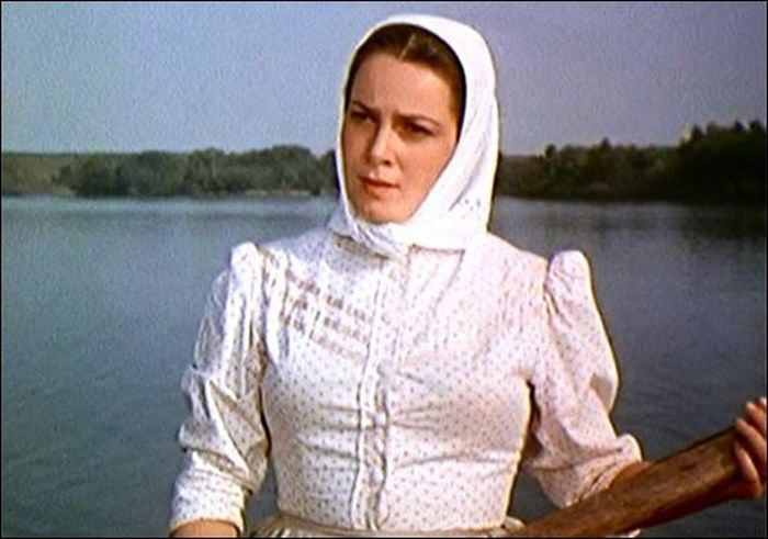 """Известные советские актрисы """"тогда и сейчас"""" (72 фото)"""