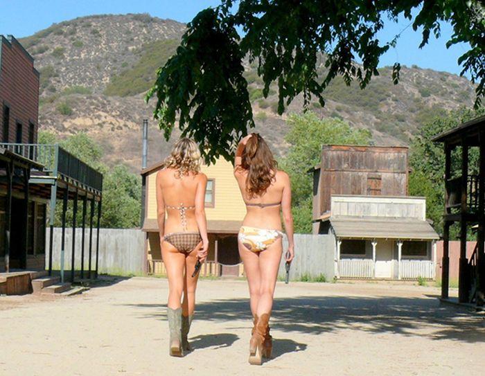 Обворожительные ковбойши (29 фото)