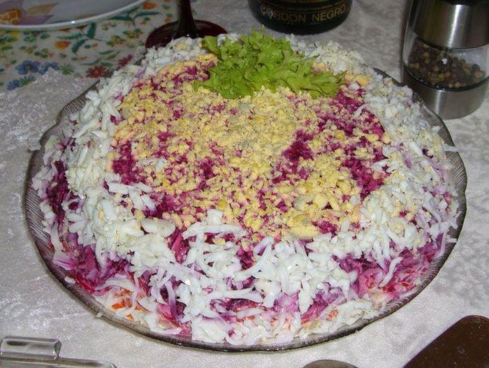 Распространенные блюда советской кухни (11 фото)
