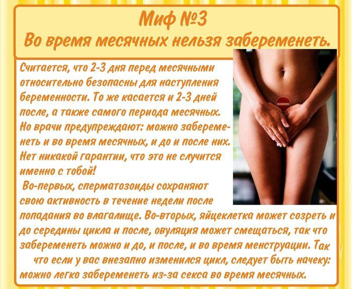 ТОП-5 мифов и легенд о сексе (5 фото)
