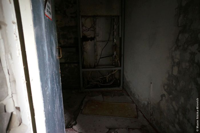 Опасная прогулка по Припяти (38 фото)