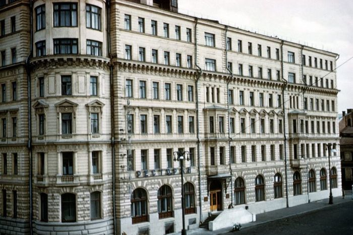 Взгляд иностранца на жизнь в Советском Союзе (59 фото)