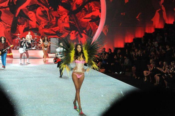 Сексуальные модели Victoria's Secret (84 фото)