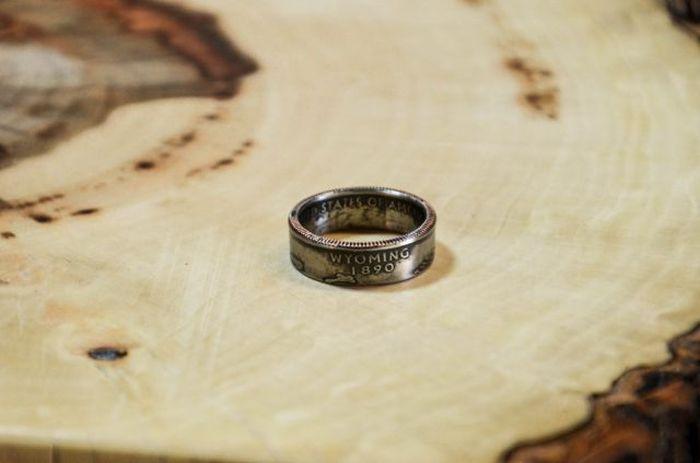 Креативное украшение из обычной монеты (14 фото)