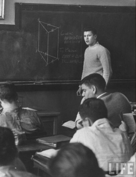 Отличия в образовании в Америке и в Советском Союзе (31 фото)