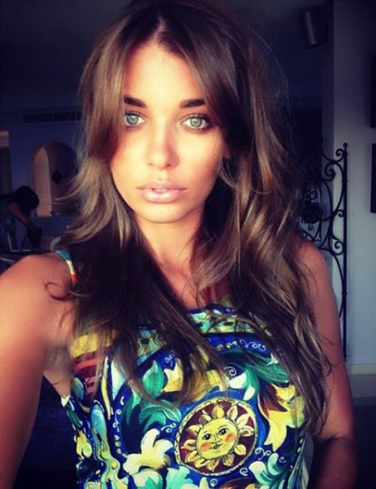 Дарья Коновалова - одна из самых привлекательных российских моделей (25 фото)