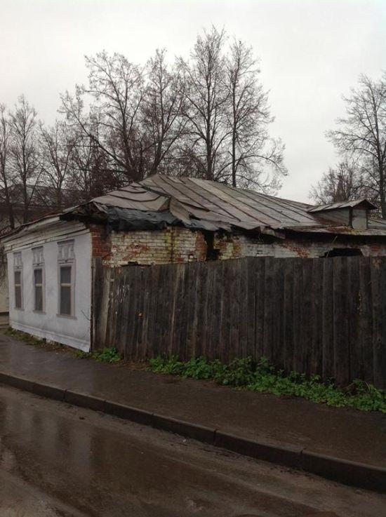 """Суздаль """"готов"""" к приезду Путина (18 фото)"""
