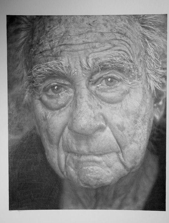Невероятно реалистичные рисунки карандашом (26 рисунков)