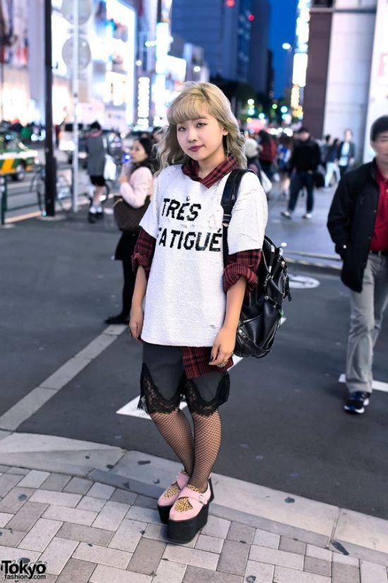 Необычная мода в Токио. Часть 3 (40 фото)