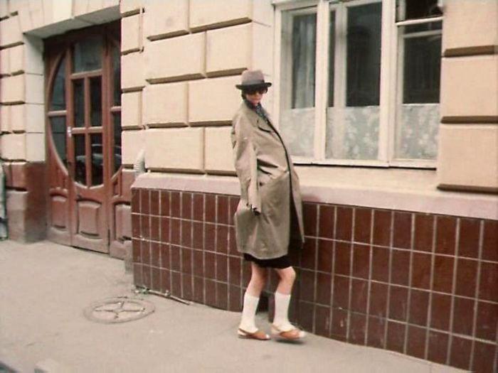 """Как создавались спецэффекты для кинофильма """"Гостья из будущего"""" (23 фото)"""
