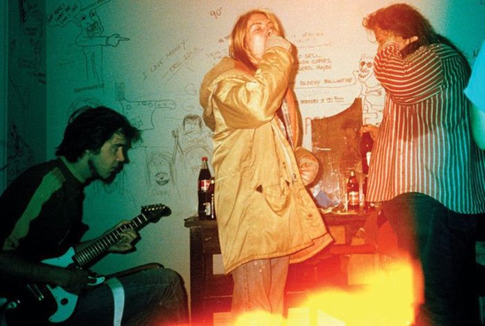 "Группа ""Nirvana"" до прихода своей популярности (11 фото)"