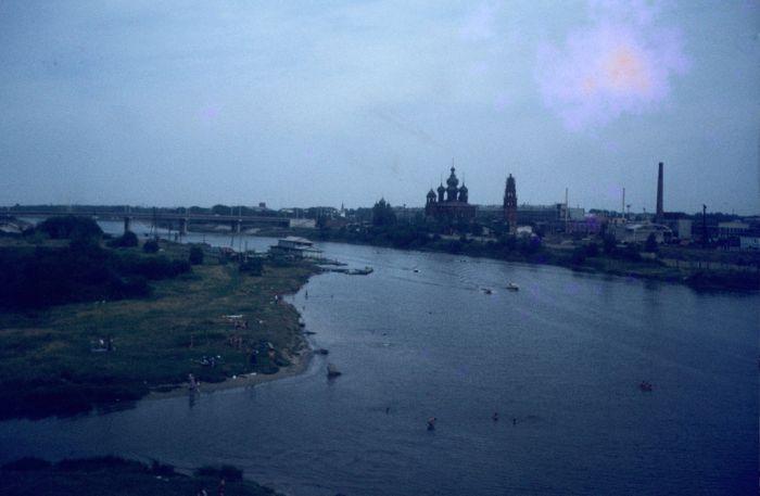 Путешествие через всю территорию Советского Союза в 1980 году (58 фото)